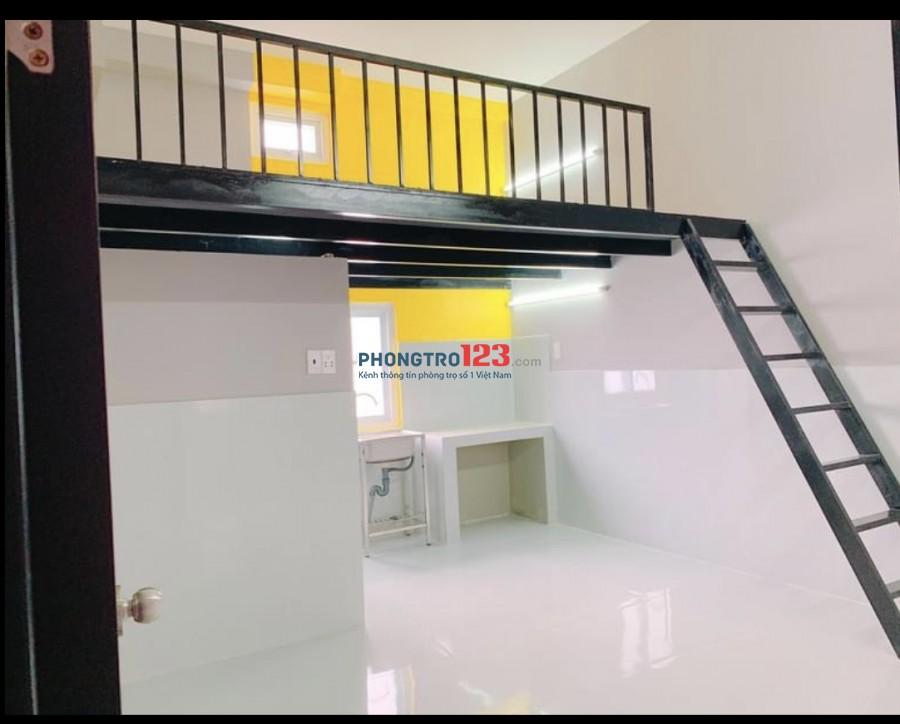 Phòng trọ mới xây khu vực LÊ VĂN LƯƠNG NHÀ BÈ