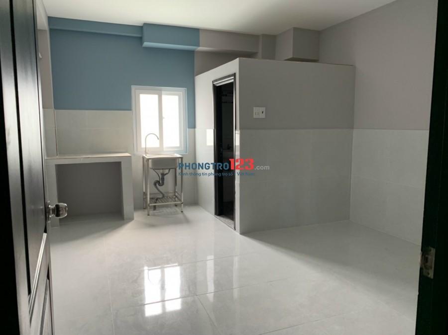 Phòng trọ cho thuê mới xây khu vực LÊ VĂN LƯƠNG NHÀ BÈ