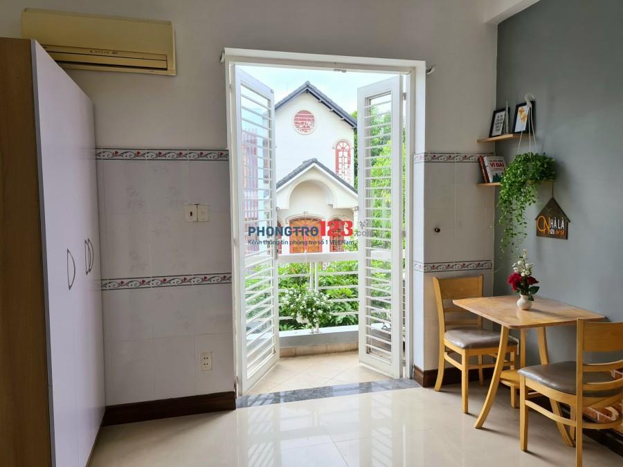 Cho thuê căn hộ 1 phòng ngủ đầy đủ nội thất ngay Giga Mall
