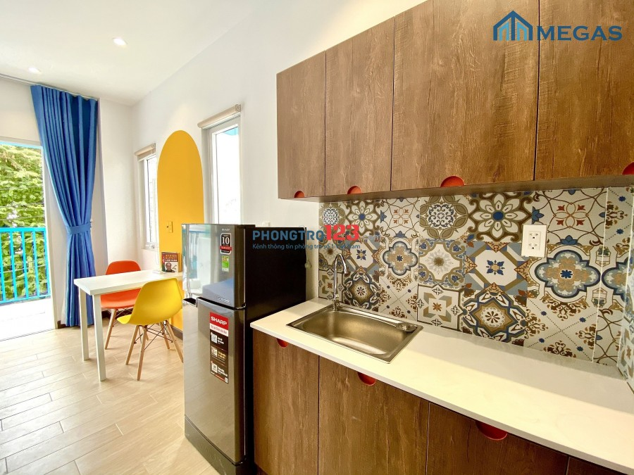 Cho thuê căn hộ mini, full nội thất rẻ nhất TP.HCM