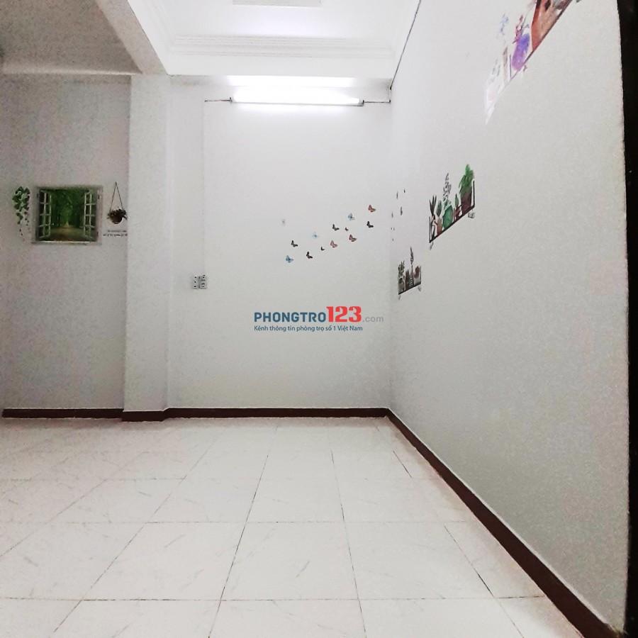 Phòng trọ Bình Thạnh diện tích 25m2 phòng mới, đẹp, kute