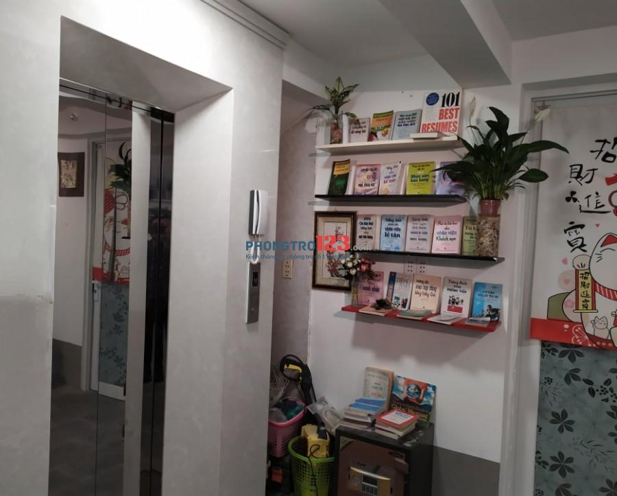 Cho Thuê Phòng Đẹp Mới, FULL Nội Thất Quận 10. Khu Biệt Thự, 2 mặt tiền Tô Hiến Thành-Thành Thái