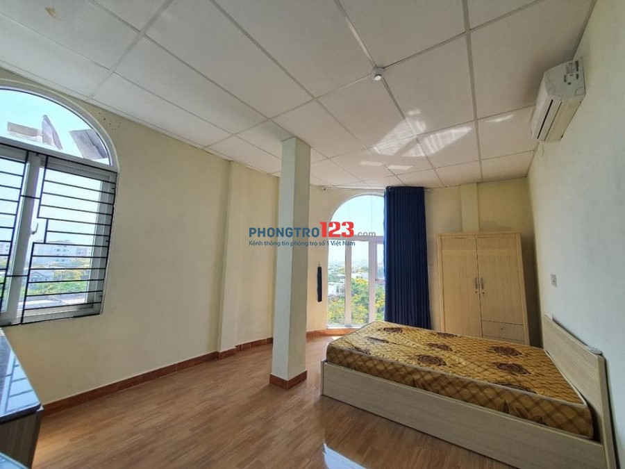 Phòng cho thuê Full nội thất 25m2 đường Phan Huy Thực, quận Sơn Trà
