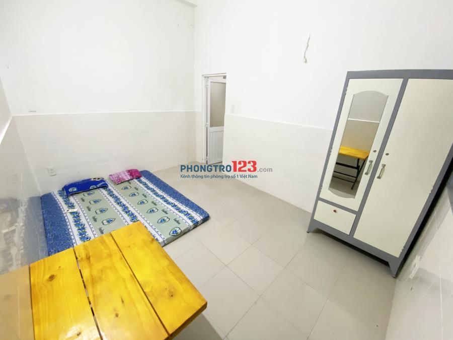 Còn 1 phòng giá 2Tr6 FREE NỮA THÁNG quận Tân Bình ngay gần ĐH - CNTP, có máy lạnh, thang máy,máy giặt, giờ giấc tự do