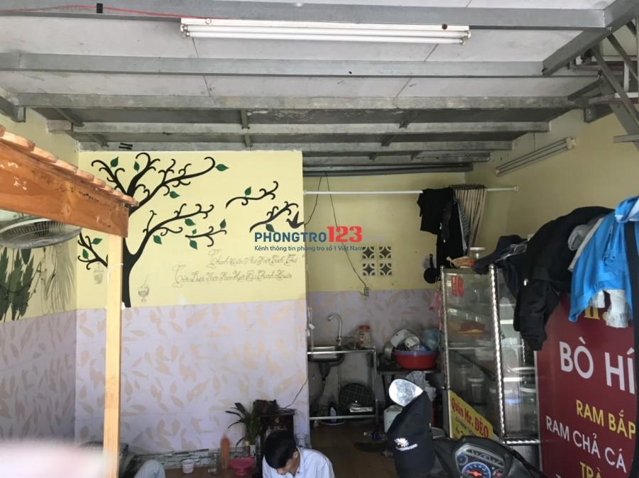 Chính chủ cho thuê Kios 33 DT 40m2 ngay chợ Hạnh Thông Tây Q Gò Vấp giá 6tr/th