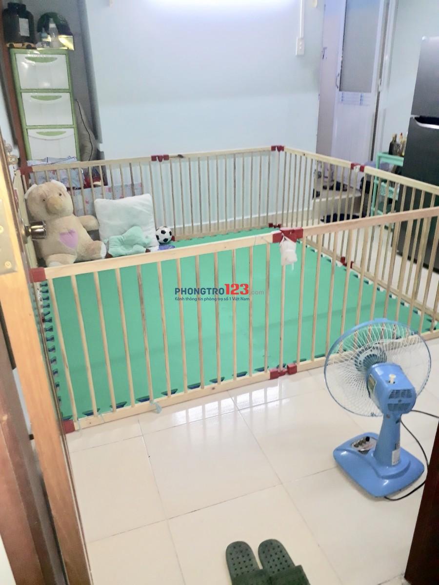 Phòng trọ cho thuê PHẠM VĂN BẠCH quận Tân Bình