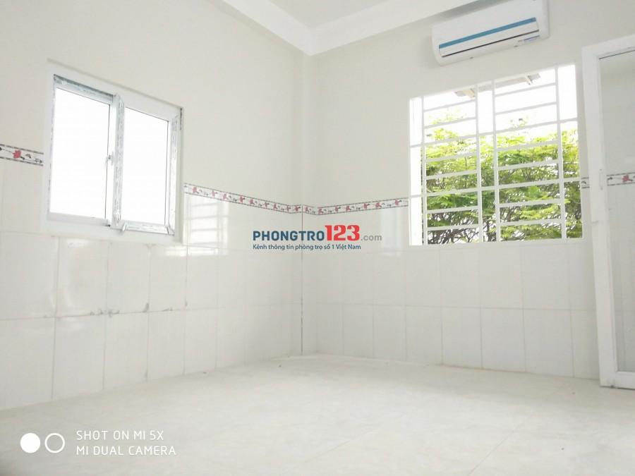Phòng trọ SV Quang Trung, Gò Vấp, 2tr6, máy lạnh