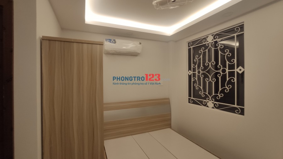 Cho thuê căn hộ dịch vụ cao cấp tại Trần Quang Khải Quận 1