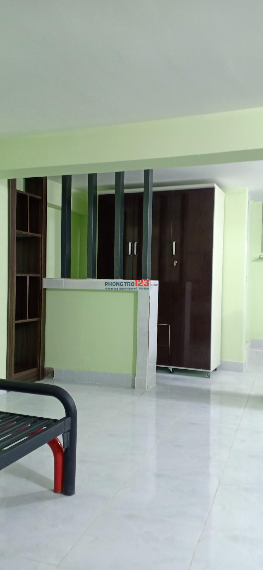 Phòng trọ với tiêu chuẩn căn hộ mini siêu đẹp