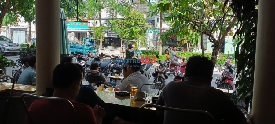 Chính chủ Sang mặt bằng quán cafe ghế gỗ mặt tiền Phạm Huy Thông P7 Q Gò Vấp