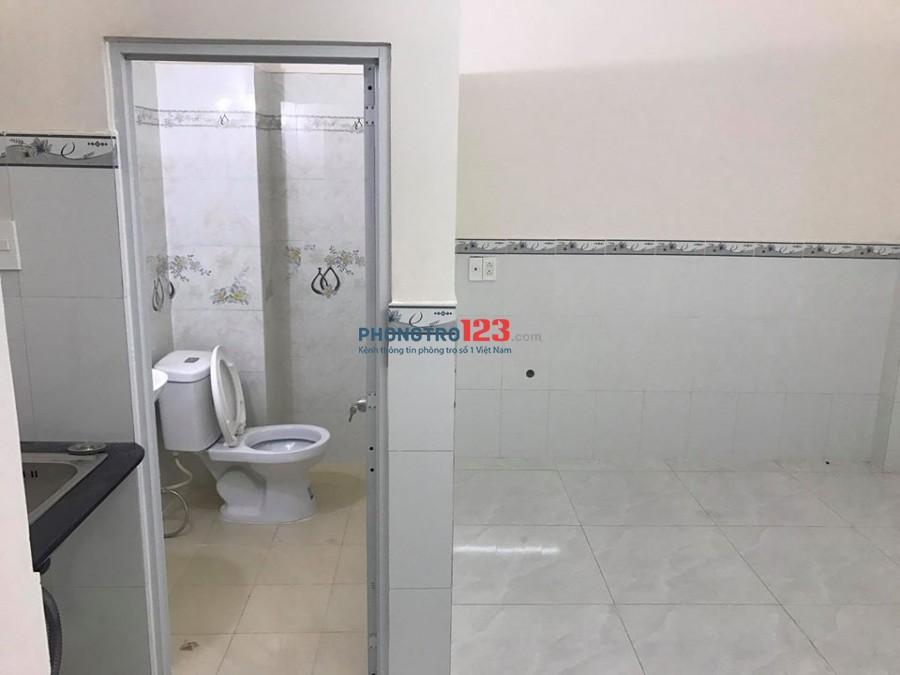 Cho thuê phòng trọ mới xây, sạch đẹp tại đường An Phú Đông 9, Q12