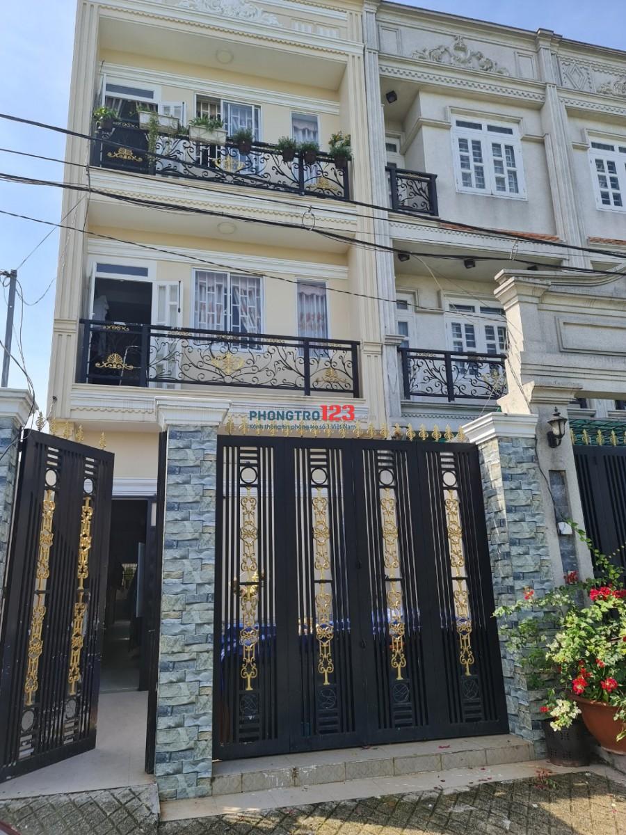 Cho nử thuê phòng trọ gần khu CN , dân cư Vĩnh Lộc