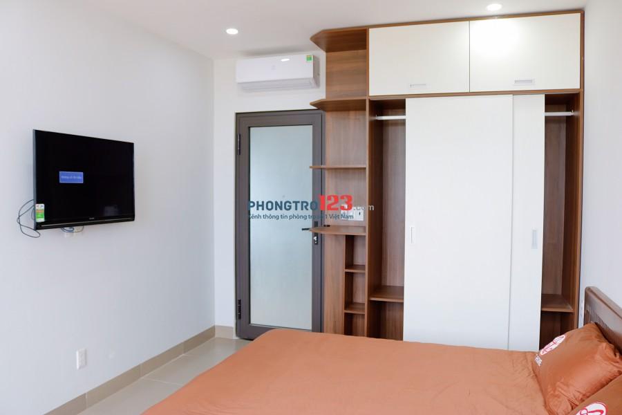 Cho thuê căn hộ giá rẻ ngay trường Kinh Tế