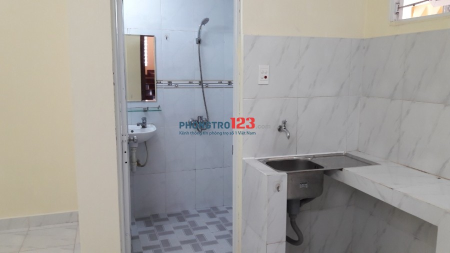 Phòng trọ chung cư cao cấp Nguyễn Văn Linh Q7