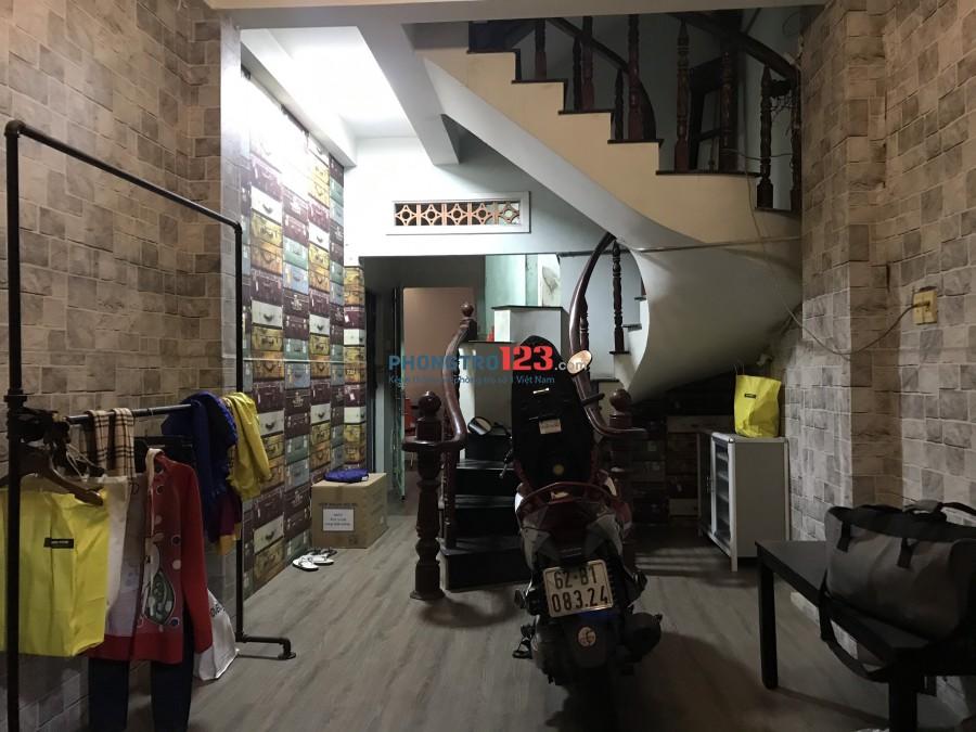 Cho thuê nhà NC 1 trệt 2 lầu có 7pn tại 188/22 Tân Kỳ Tân Quý P Sơn Kỳ Q Tân Phú