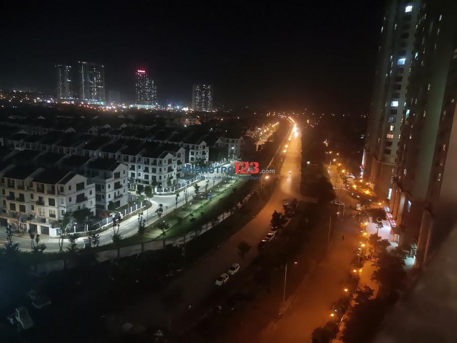 Cho thuê căn hộ chung cư 2PN, view biệt thự Gamuda
