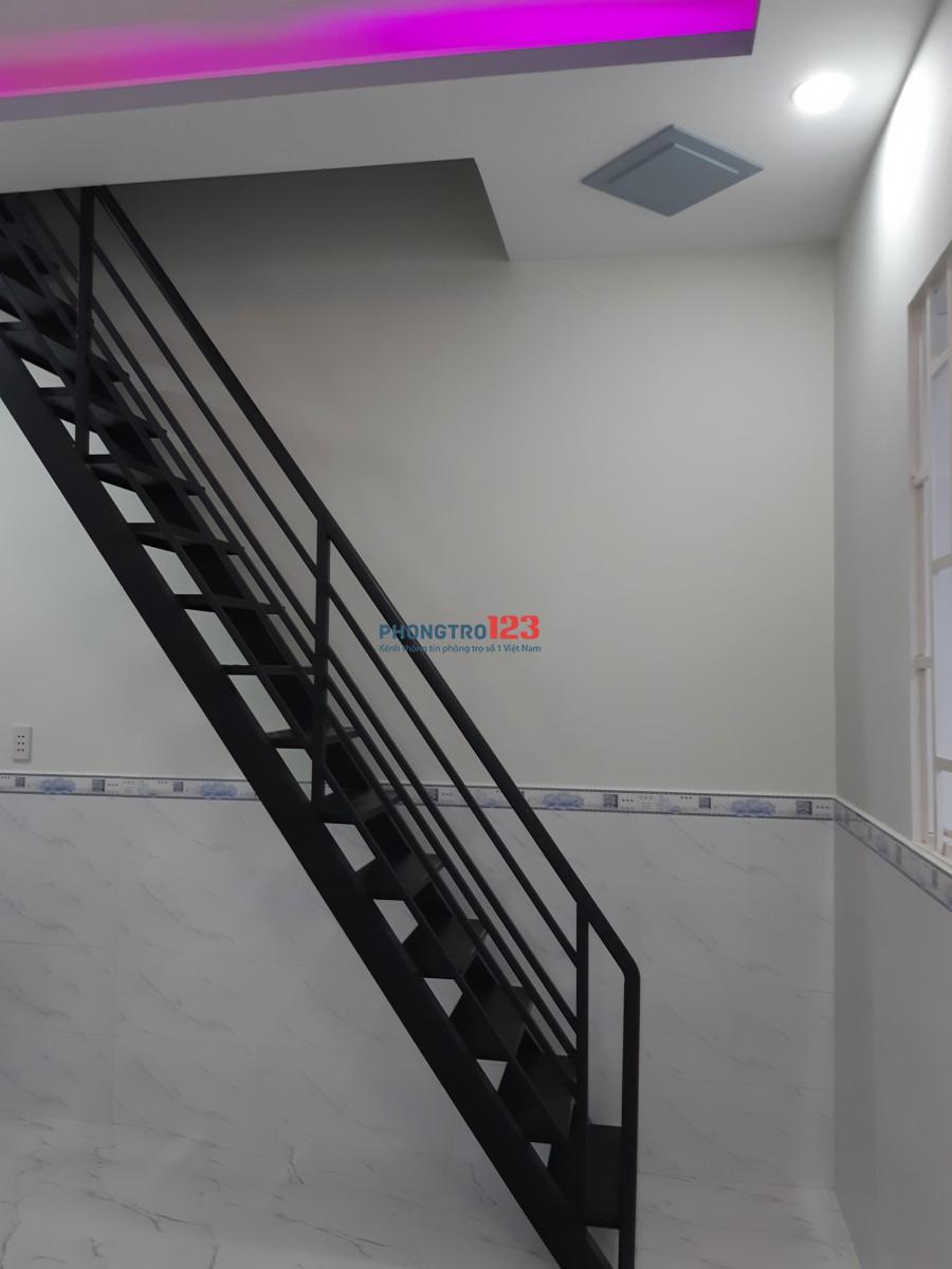 Cho thuê căn hộ mini 35m2 Bình Trị Đông - Bình Tân giáp Q6