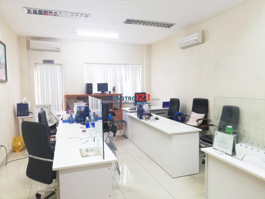 Cho thuê tòa nhà văn phòng, Hoàng Diệu, DTSD gần 900 m2