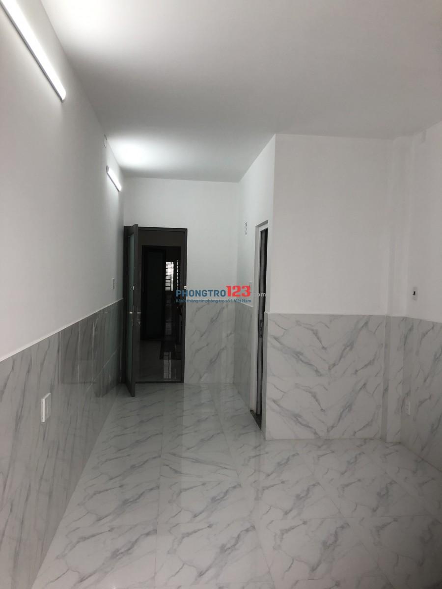Cho thuê phòng trọ đường Bùi Đình Túy mới 100%