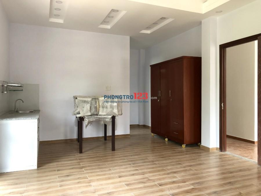 Căn hộ Full nội thất giá rẻ tại Linh Đông