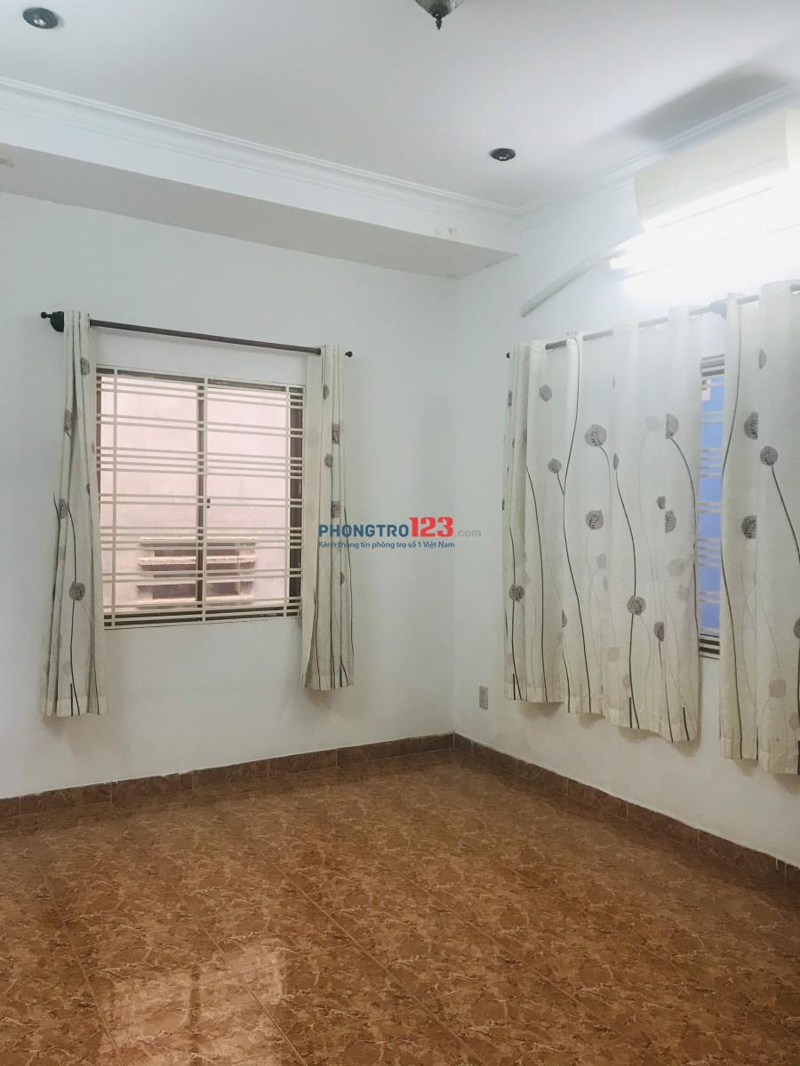 Cho NỮ thuê phòng trung tâm Bình Thạnh