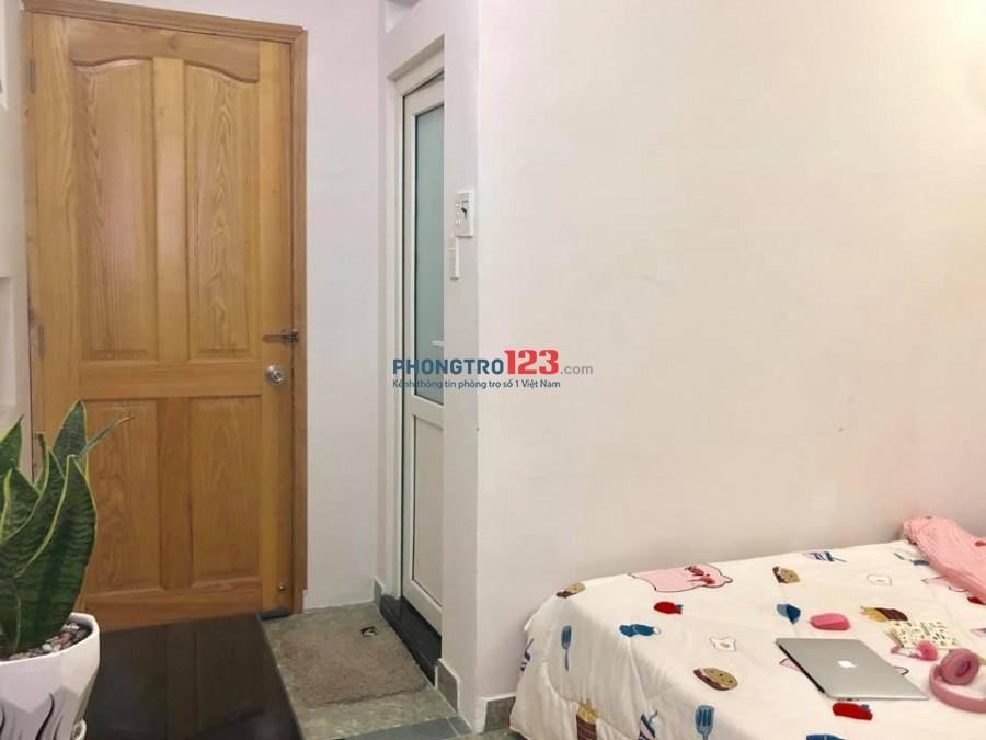 Phòng full nội thất đường Bàu Cát, Tân Bình, giá 4tr
