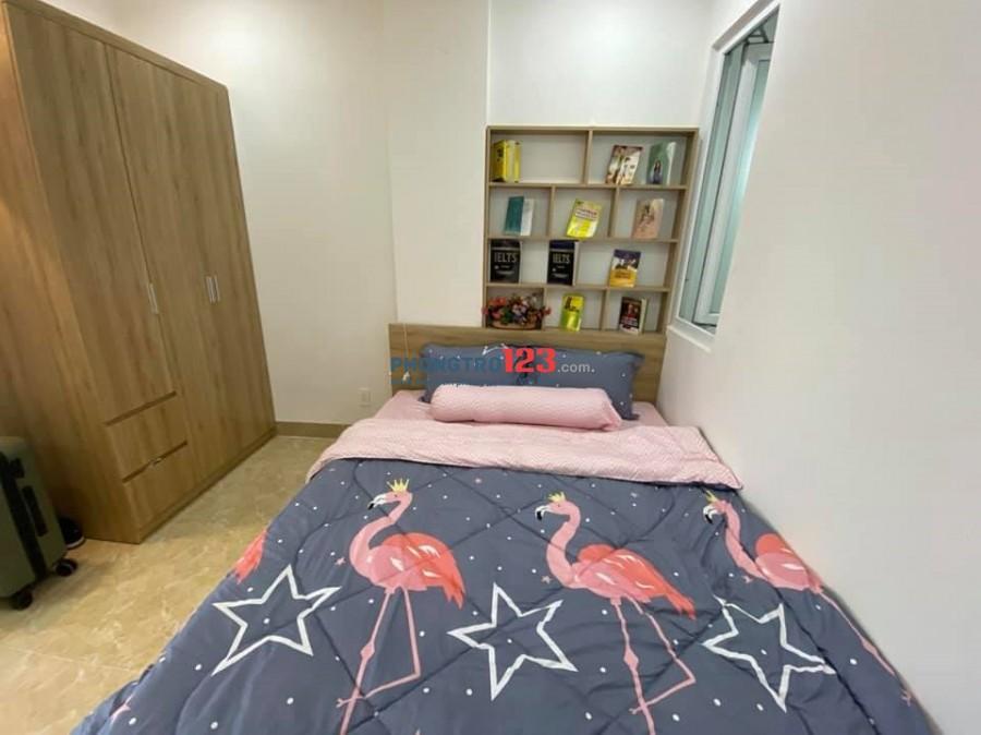 Phòng Studio full nội thất 30m2 mới xây khuyến mãi giá rẻ Q Tân Bình