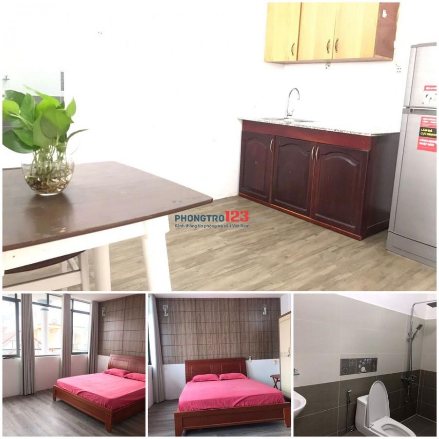 Cho thuê phòng trọ 15/11 Hồng Hà, P2, Tân Bình. DT 30-45m2. WC riêng từng phòng. Full nội thất.