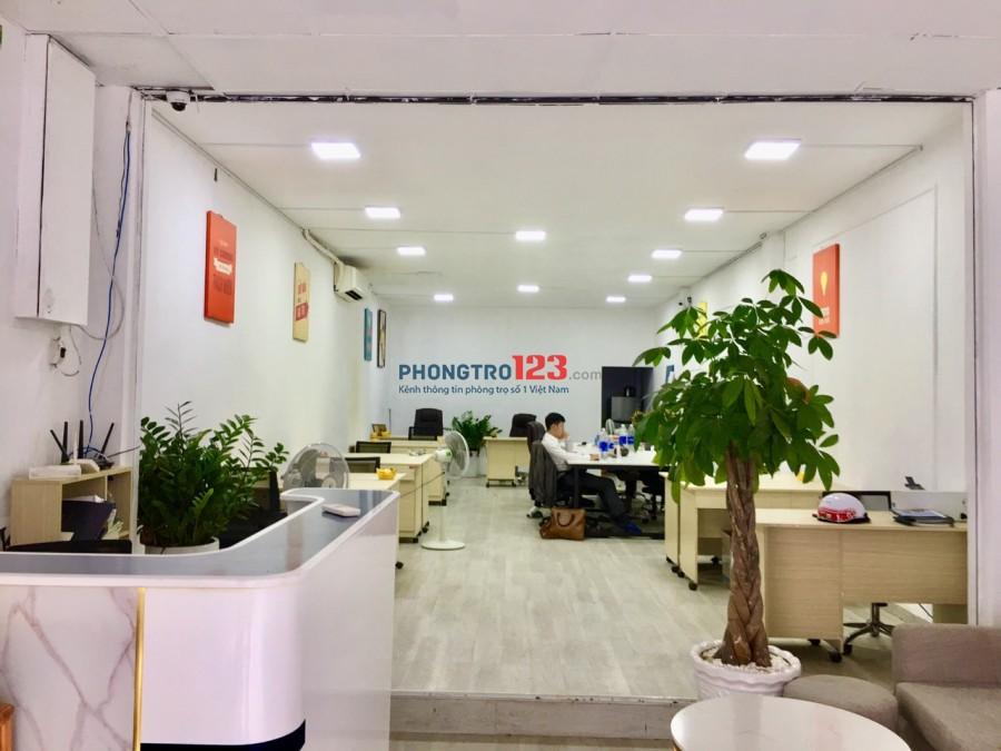 Chính chủ cho thuê mặt bằng văn phòng 5x20 mặt tiền Khu K300 Cộng Hòa Q Tân Bình