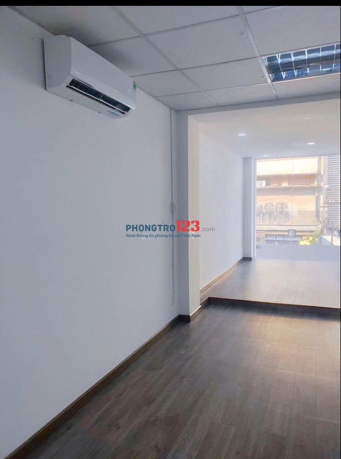Cho thuê văn phòng 60m2 nhà mặt tiền Lương Hữu Khánh Phạm Ngũ Lão Q1