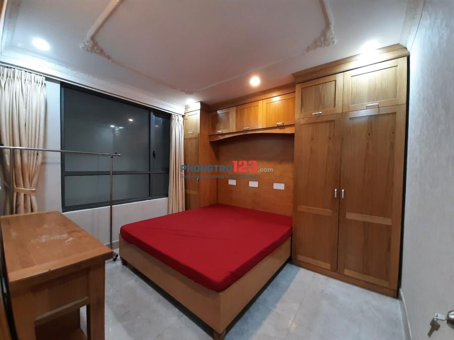 Chính chủ cho thuê căn hộ The Gold View Q4 77m² 2PN Full nội thất giá 14,5tr/th