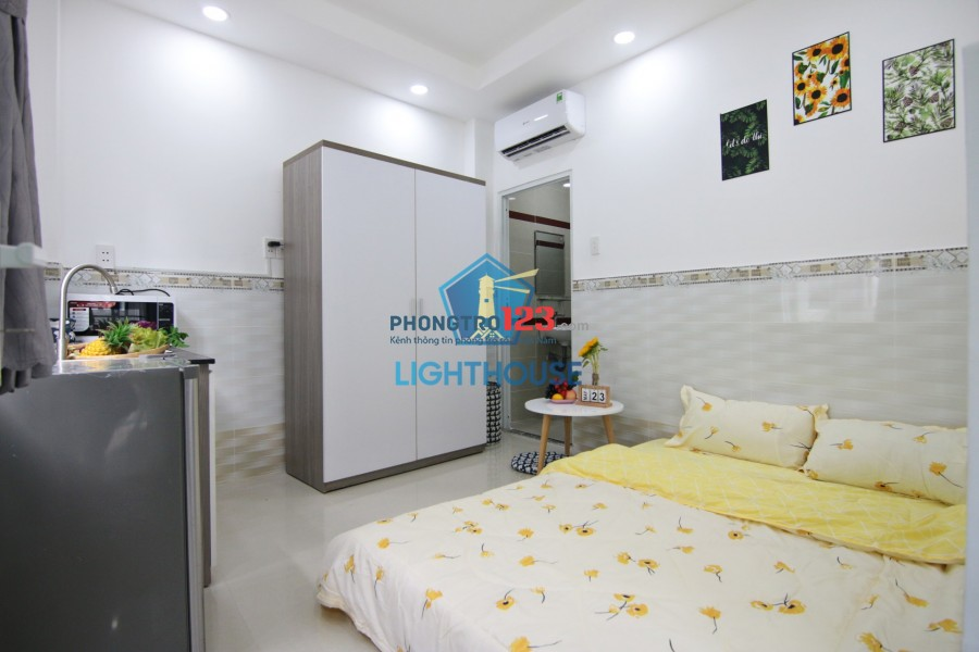 CH nội thất đầy đủ, gần ĐH UEF, Hồng Bàng, Hutech
