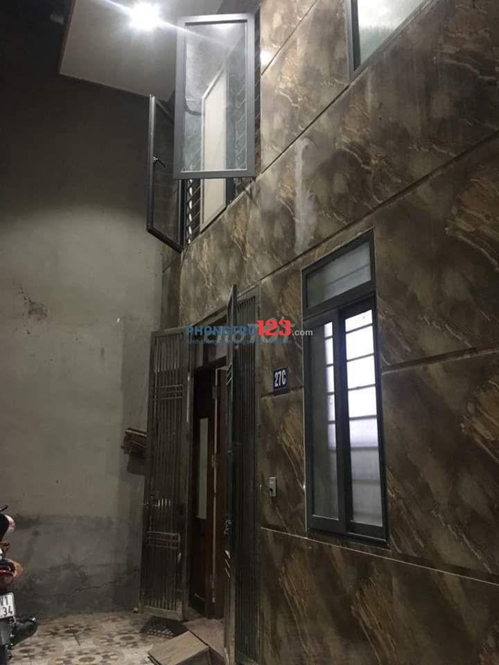 Cho thuê phòng trọ Đại Từ, full đồ gần Giải Phóng, Linh Đàm, cầu Định Công, gần bách kinh xây