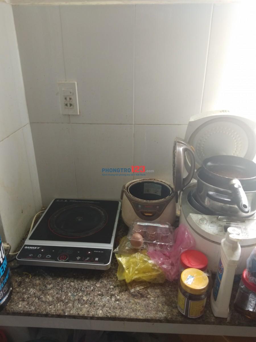 Cho thuê phòng chung cư mini tại Gò Vấp