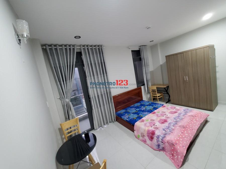 Phòng sạch sẽ cao cấp cho thuê khu vực Tân Phú - Tân Bình