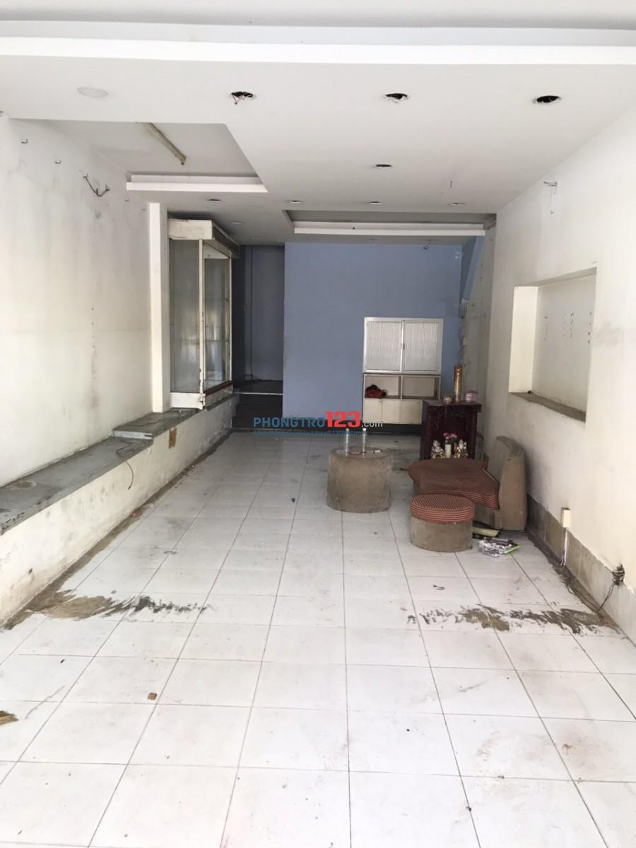 Chính chủ cho thuê nhà 4x23 1 trệt 3 lầu mặt tiền 333 Trần Hưng Đạo P10 Q5