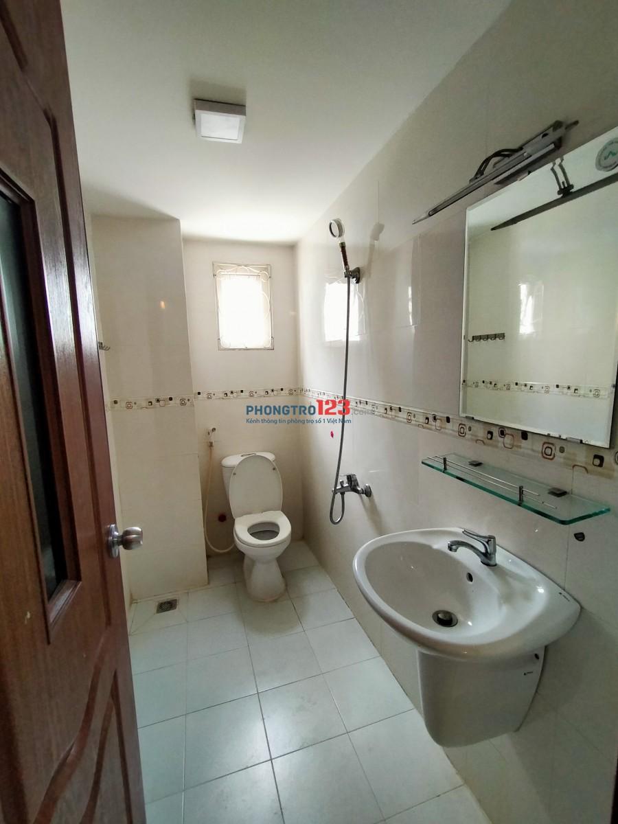 Cho thuê căn hộ dịch vụ đầy đủ tiện nghi