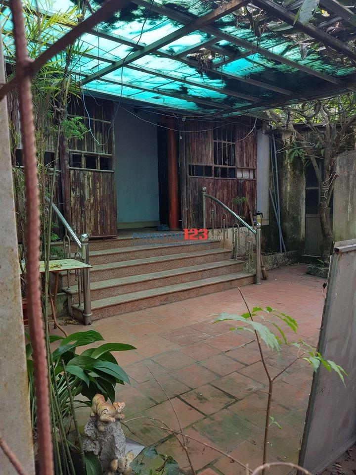 Nhà rộng 100m2 khu Cổ Nhuế Mỏ Tài Chính - Trần Tuấn Anh