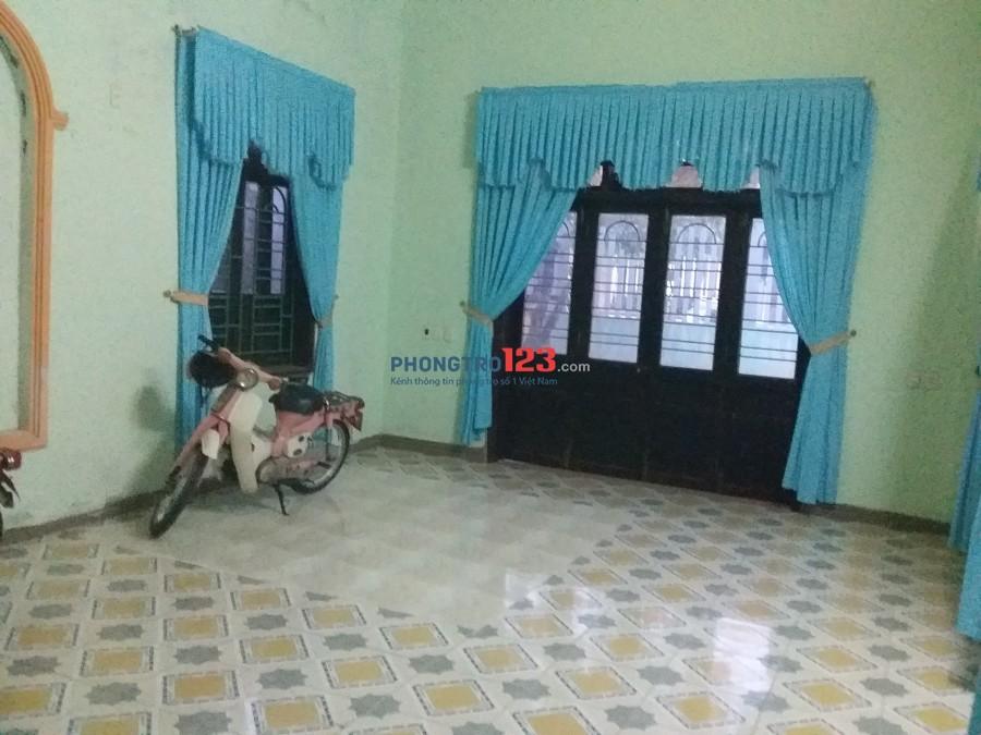 Cho thuê nhà cấp 4 nguyên căn đường Nguyễn Hữu Cầu