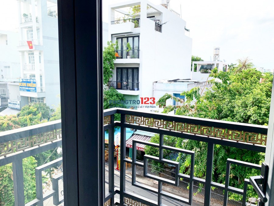 Cho thuê phòng balcon máy lạnh nhà mặt tiền 139B Đường 79 P Tân Quy Q7 giá 4tr/th
