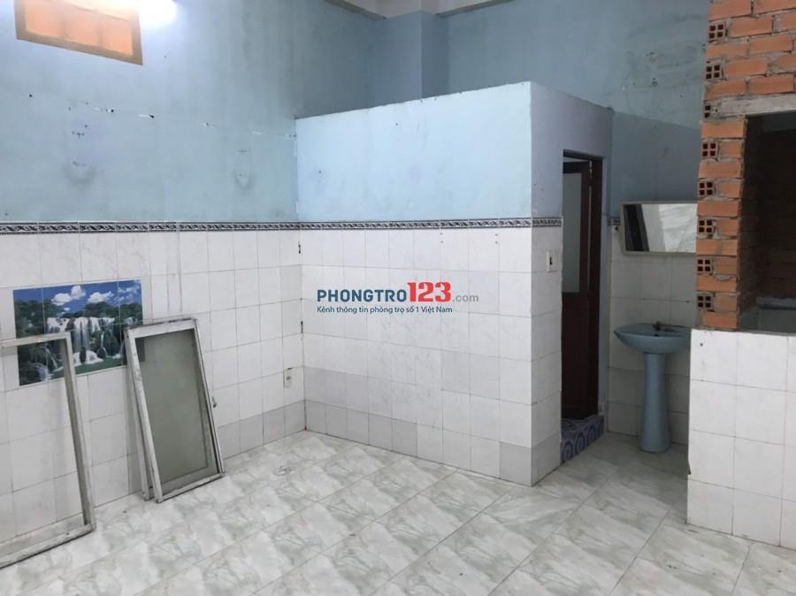 Cho thuê mặt bằng và phòng nhà mặt tiền 172 Bình Trị Đông P BTĐ B Q Bình Tân