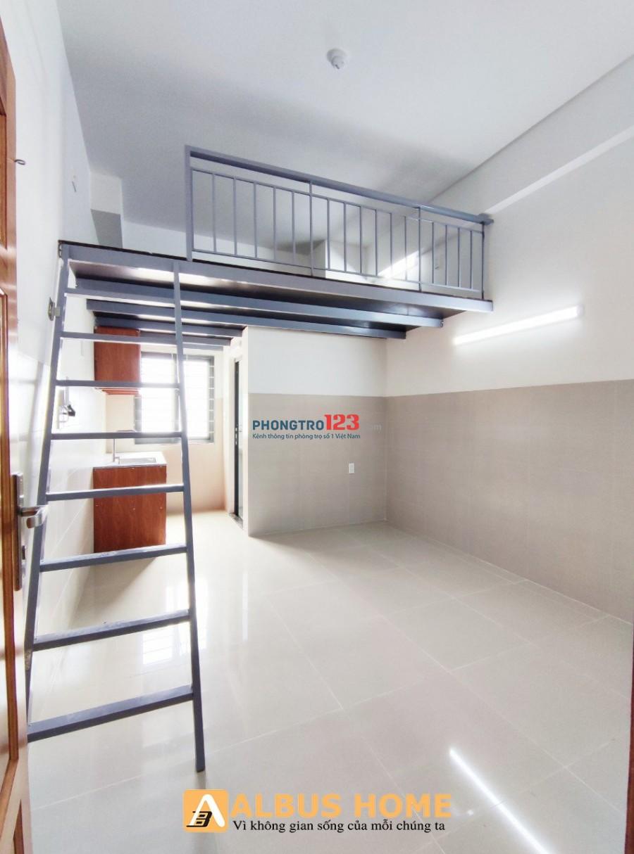 Phòng mới xây 100% đâỳ đủ tiện nghi Âu Cơ - Tân Bình