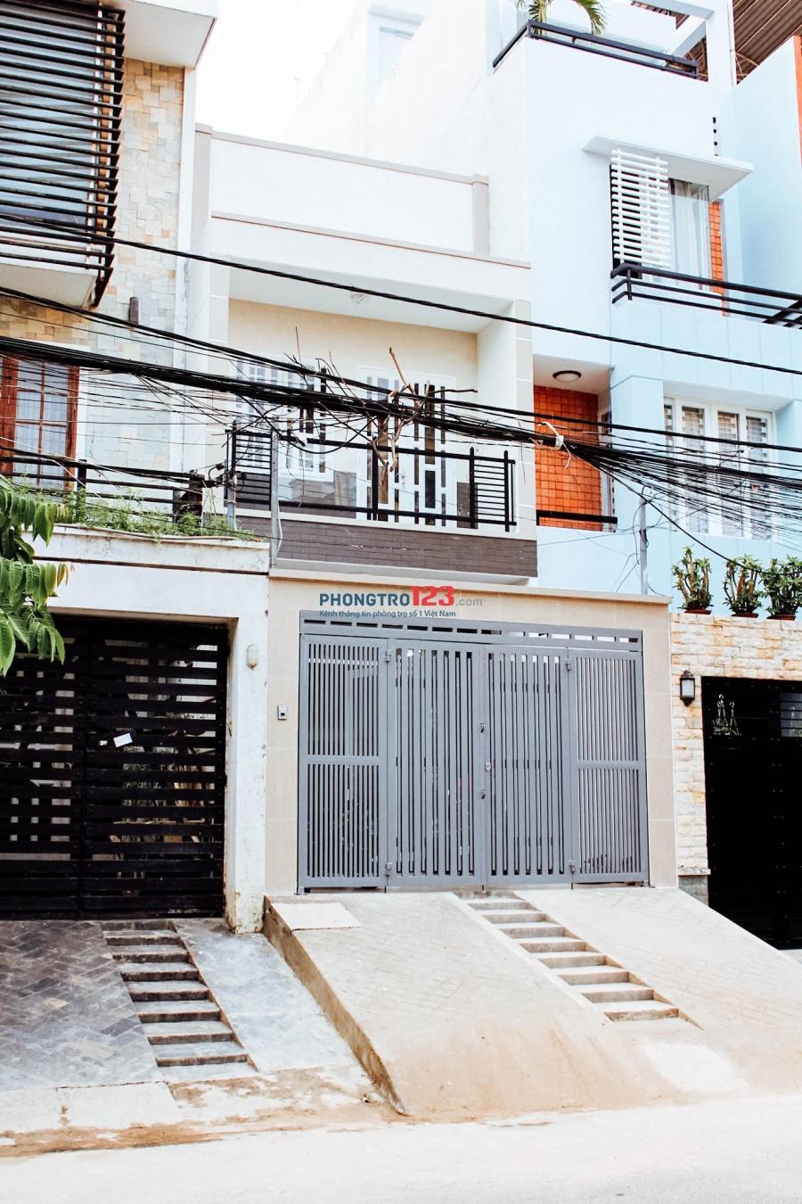 Cho Thuê nhà NGUYÊN CĂN giản dị – 1 trệt 1 lầu – đường số 02, phường 4, quận 8, Tp.Hồ Chí Minh.