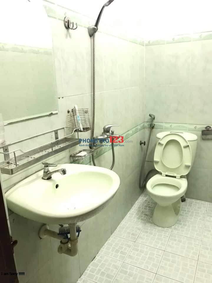 ++ Cho thuê phòng mới xây gần UBND Quận Tân Phú... Giáp 3 Trường Đại Học Giãm Trực Tiếp 300k Cho 3 Tháng