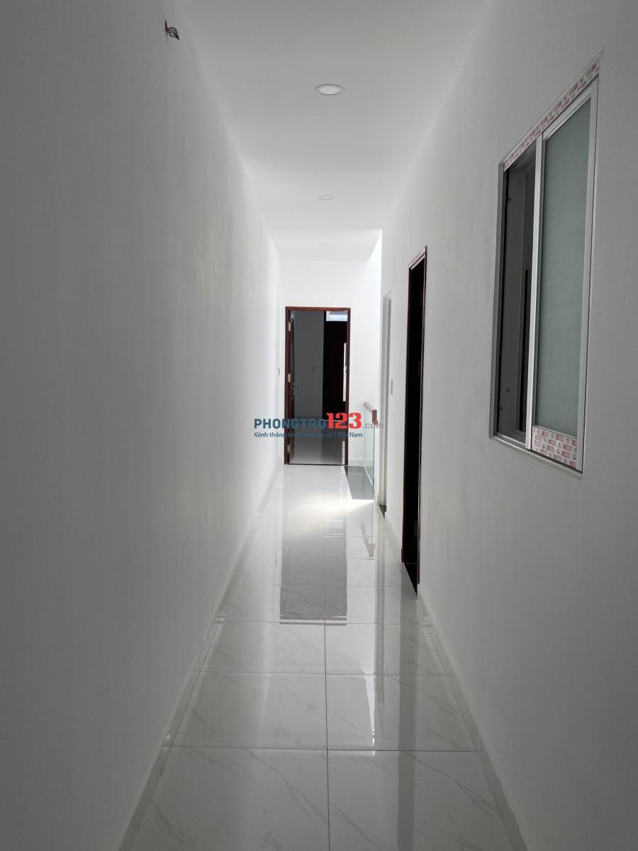 Cho thuê Nhà trọ nhà 1 trệt 1 lầu-đường 12m- 4 Phòng Ngủ kế bên Làng Đại Học- gần Big C TP Dĩ An
