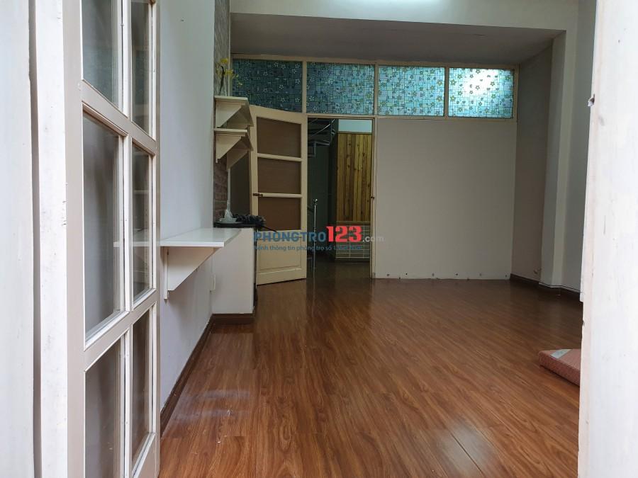 Cho thuê nhà nguyên căn phù hợp cho hộ gia đình ở, làm văn phòng công ty