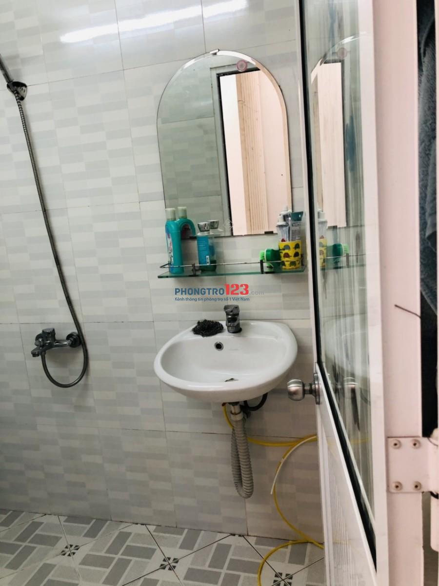 Chính chủ cho thuê phòng có máy lạnh tại hẻm Số 2 Thiên Phước Q Tân Bình Giá từ 3tr/th