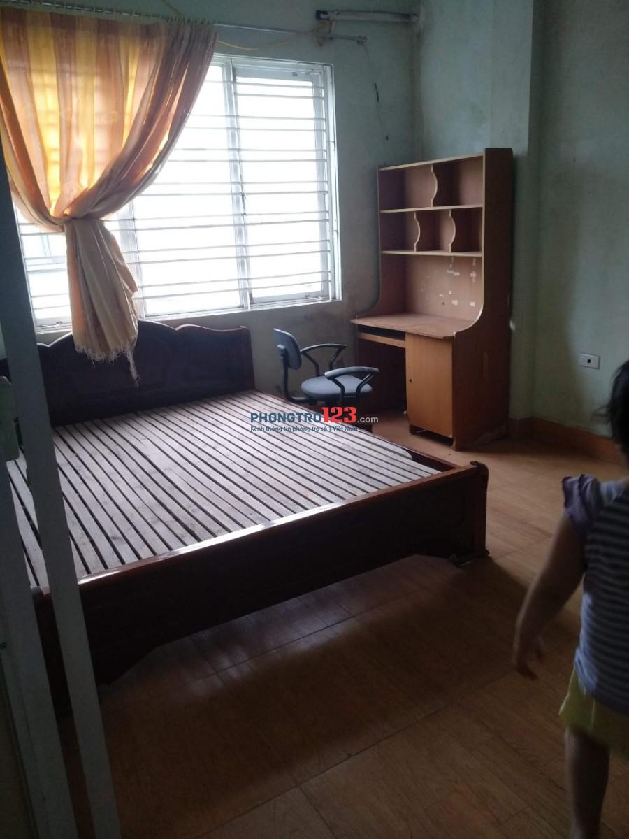 Cho thuê nguyên tầng 3 diện tích 40m2 như chung cư mini