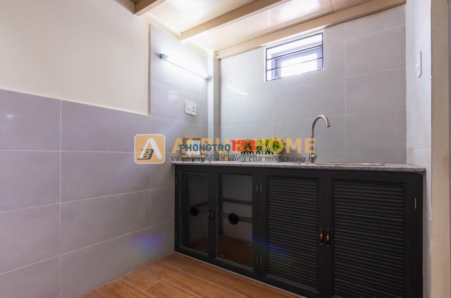 Cho thuê phòng trọ có gác, cửa sổ, sẵn máy lạnh