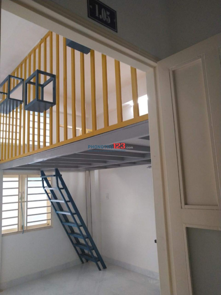 Cho thuê phòng trọ mới xây sạch đẹp 100%
